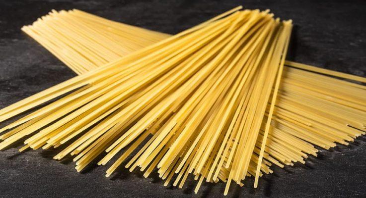 Spaghettien matematika
